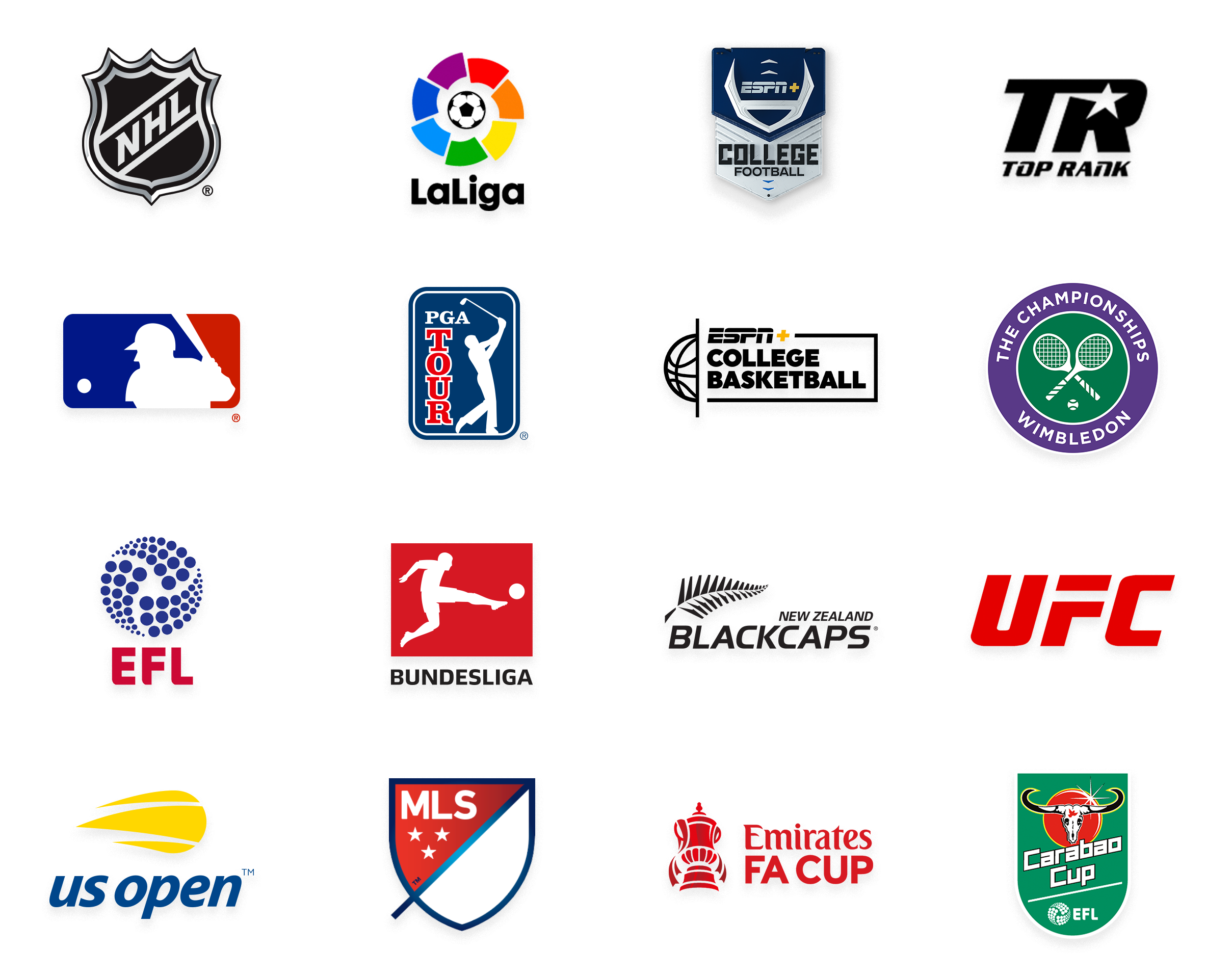 Stream Exclusive Live Sports and Archives