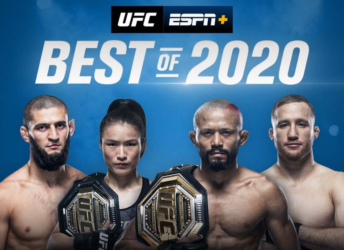 BEST FIGHTS OF 2020