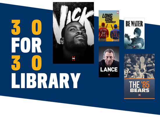 Relive the Michael Vick Saga in the 30 for 30 Library