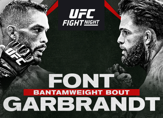 UFC Fight Night: Bantamweights Battle on 5/22