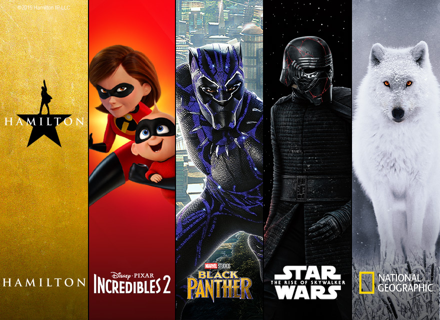 Stream the best stories in the world on Disney+