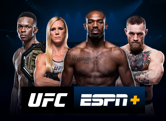 Experience Unrivaled UFC Access