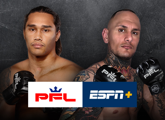 Thursday Night is PFL Night on ESPN+
