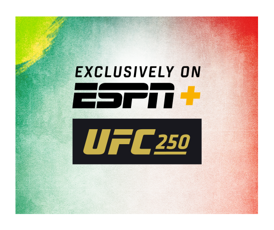 Catch Every Moment of UFC 250