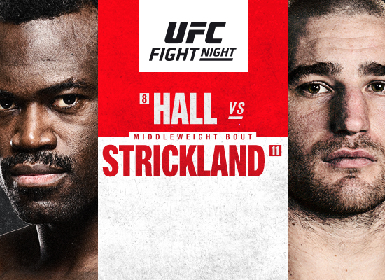 UFC Fight Night: Middleweight Contenders Collide on 7/31