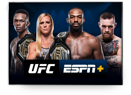 Experience Knockout UFC Coverage